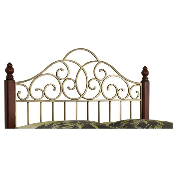 Camptown Open-Frame Headboard By Charlton Home