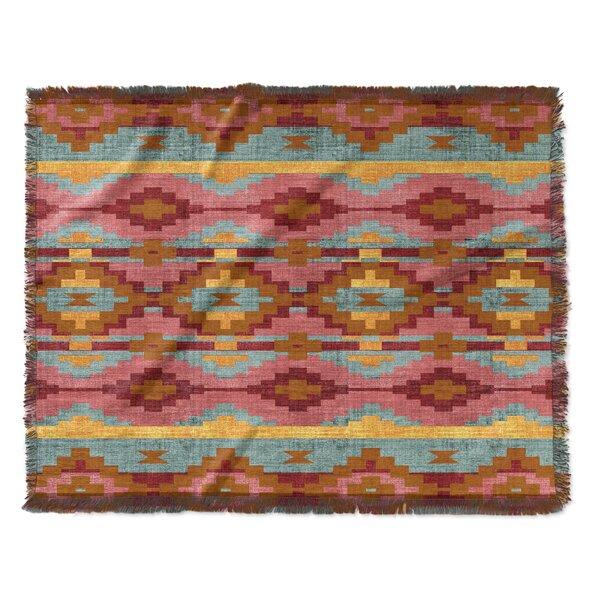 Eliana Woven Blanket by Bungalow Rose