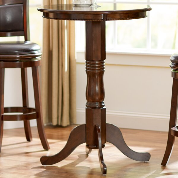 Cogburn Pub Table by Winston Porter