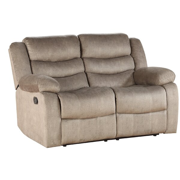 Muge Reclining Loveseat By Ebern Designs