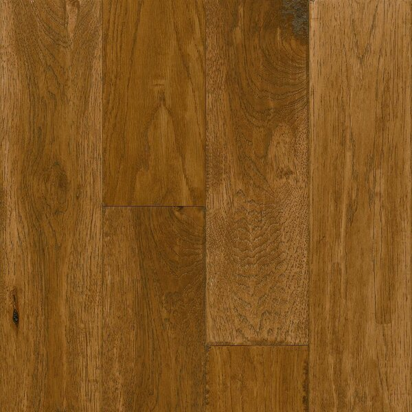3-1/4 Solid Hickory Hardwood Flooring in Clover Honey by Forest Valley Flooring by Armstrong Flooring