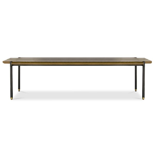 Stacking Wood Bench by District Eight Design District Eight Design