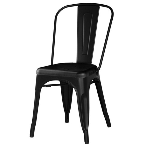 Janice Dining Chair by 17 Stories