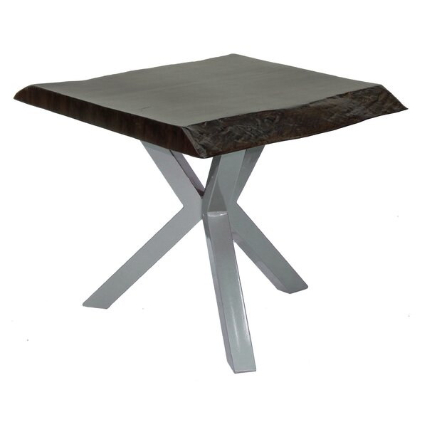 Altra Aluminum Side Table by Leona
