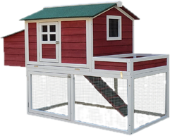 Chicken Coops & Accessories