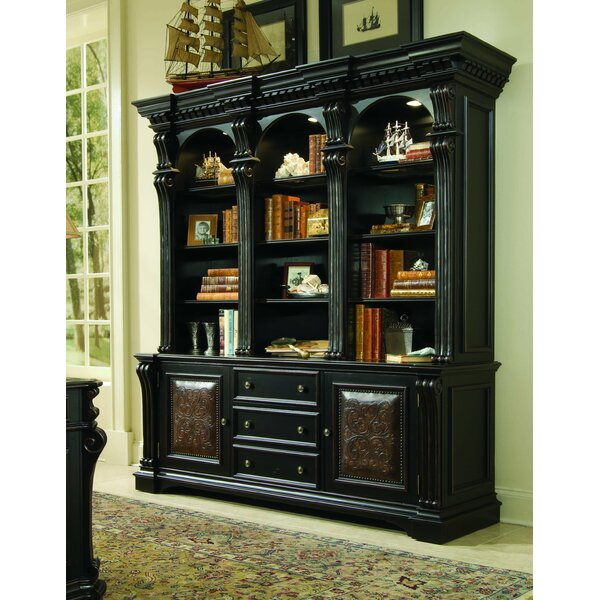 Telluride Oversized Set Bookcase by Hooker Furniture