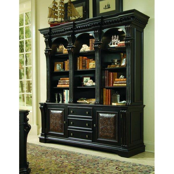 Telluride Oversized Set Bookcase by Hooker Furniture