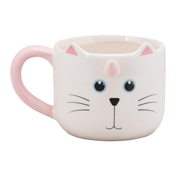 Bonview Caticorn Coffee Mug by Harriet Bee