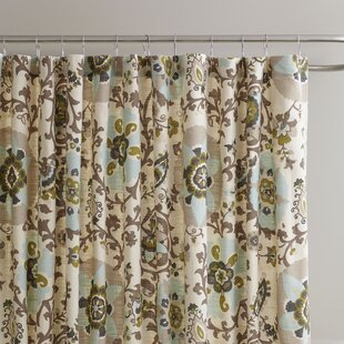 Grady Cotton Shower Curtain