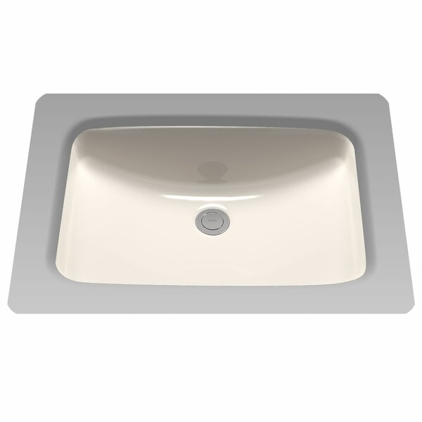 Augusta Decorative Ceramic Rectangular Undermount