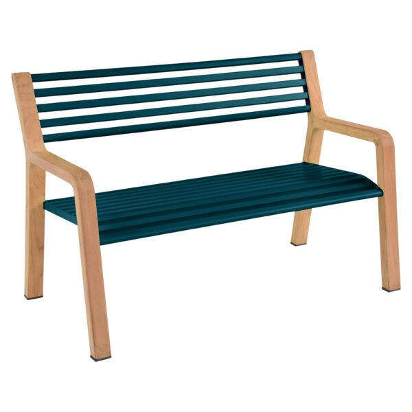 Somerset Teak Park Bench by Fermob