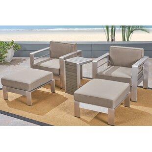 Cecil 5 Piece Sofa Seating Group ByOrren Ellis