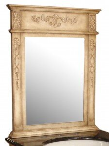 Verona Carved Mirror by Empire Industries