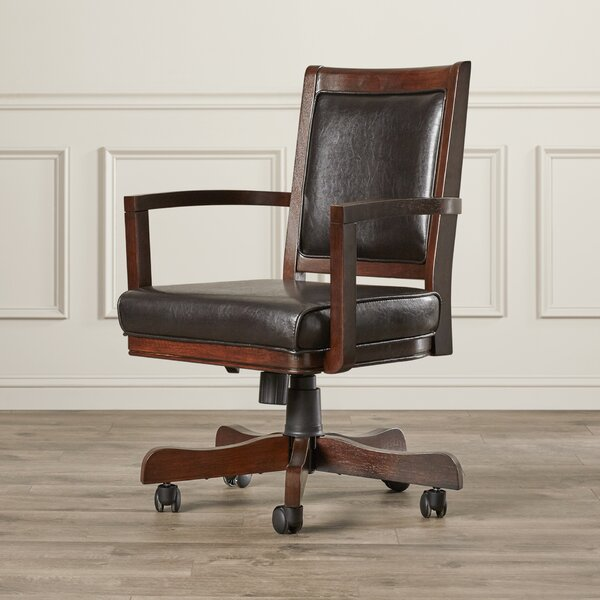 Stansell Bankers Chair by Darby Home Co