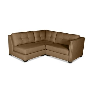 Timpson Plush Deep Modular Sectional