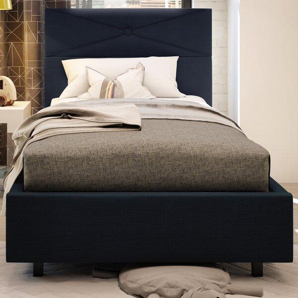 Kinston Upholstered Platform Bed By House Of Hampton by House of Hampton Top Reviews