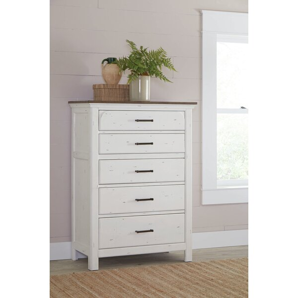 Stilwell 5 Drawer Chest by Gracie Oaks