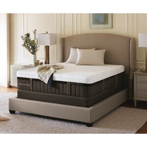 Stearns & Foster Lux Estate Hybrid Magnes 15 Inch Plush Mattress