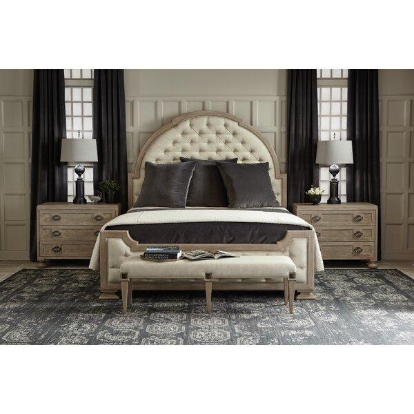 Santa Barbara Upholstered Queen Standard Configurable Bedroom Set by Bernhardt