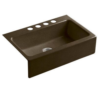 Kohler Kitchen Sink Under Mount Single Bowl Faucet Tan Kitchen Utility Sinks