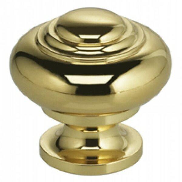 Classic & Modern Mushroom Knob by Omnia