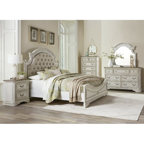 Castleford Manor Standard Bed by Lark Manor
