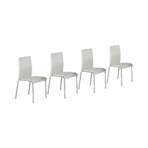 amari upholstered dining chair set of 4