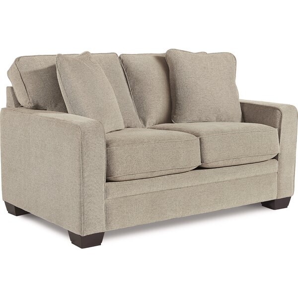 Chic Meyer Premier Loveseat by La-Z-Boy by La-Z-Boy