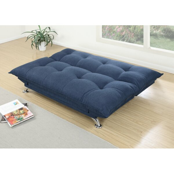 Kiowa Full Convertible Sofa by Latitude Run