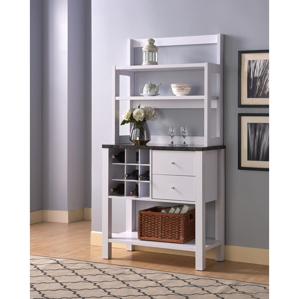 Chubbuck Bar with Wine Storage by Latitude Run Latitude Run