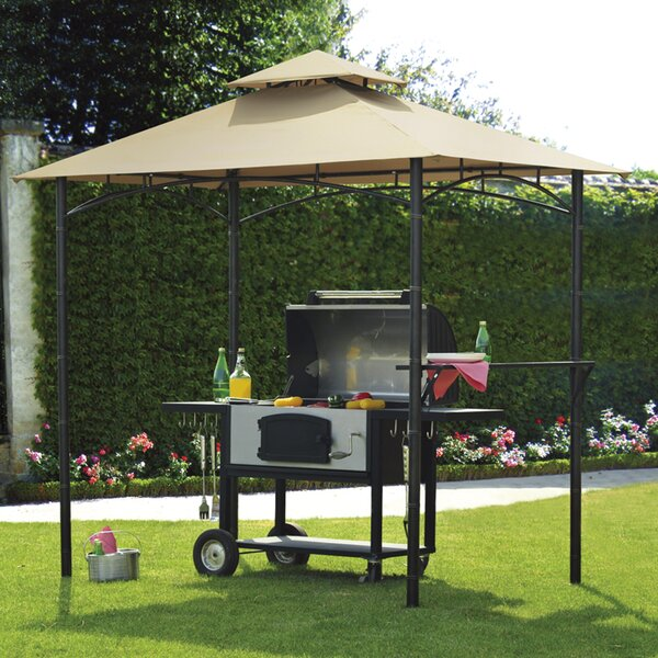 Replacement Canopy for BBQ Gazebo by Sunjoy