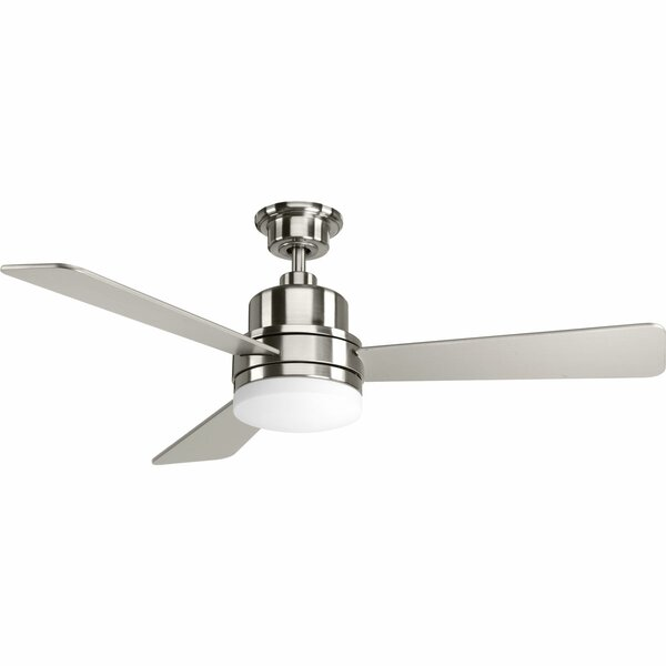 52 Rathburn 3-Blade Ceiling Fan by Red Barrel Studio