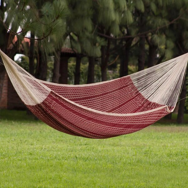 Randalholme Cotton Double Camping Hammock by Bloomsbury Market