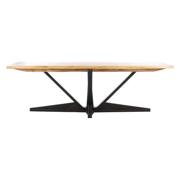 Nevaeh Dining Table by Millwood Pines