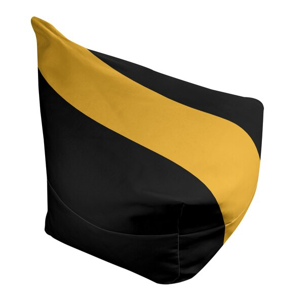 Pittsburgh Standard Bean Bag Cover By East Urban Home