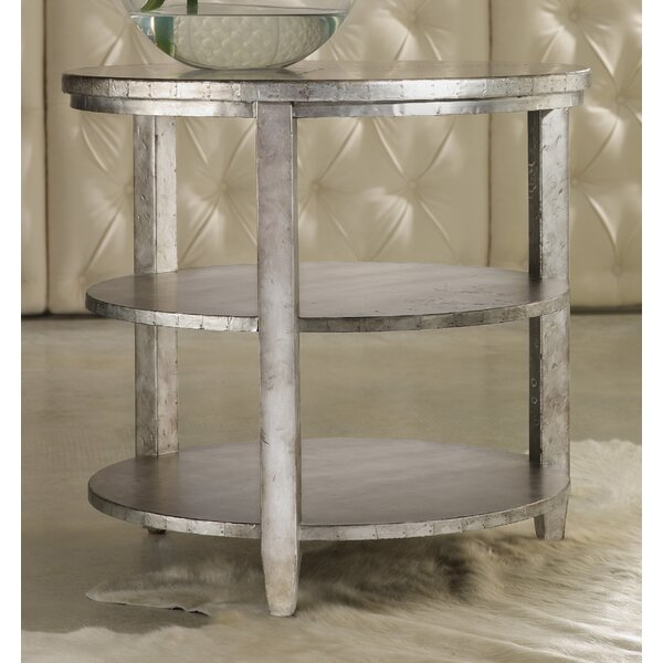 Melange Maverick End Table by Hooker Furniture