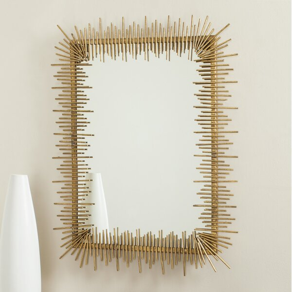Wald Accent Mirror by Mercer41