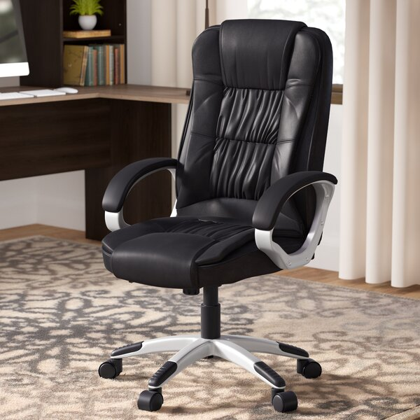 Stapleford Ergonomic Executive Chair by Andover Mi