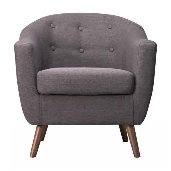 Derek Barrel Chair By George Oliver