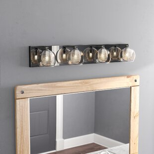 Affordable Price Blasa 4-Light Vanity Light By Trent Austin Design
