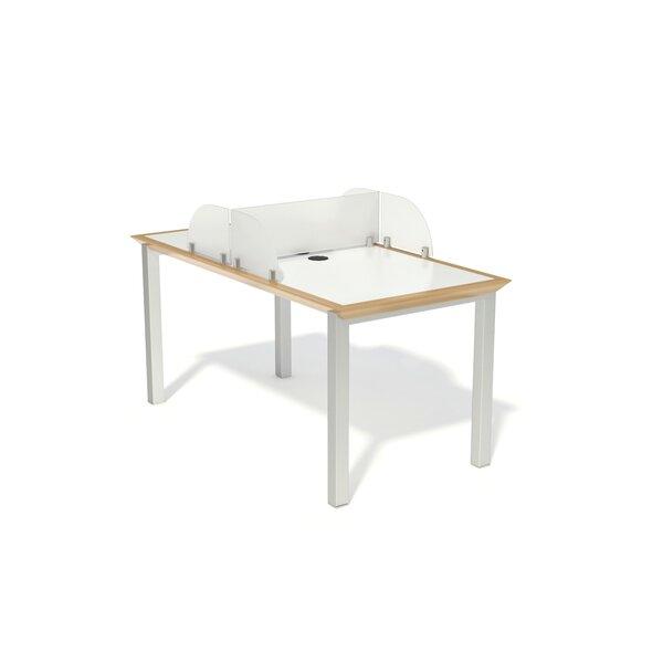 Fluid Laminate Manfactured Wood 29 Multi-Student Desk by Palmieri