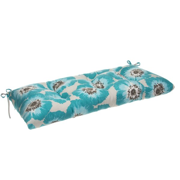 Tufted Indoor/Outdoor Bench Cushion