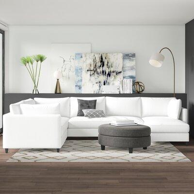 Burnet Gateway U Shaped Sectional Upholstery Color Product Photo