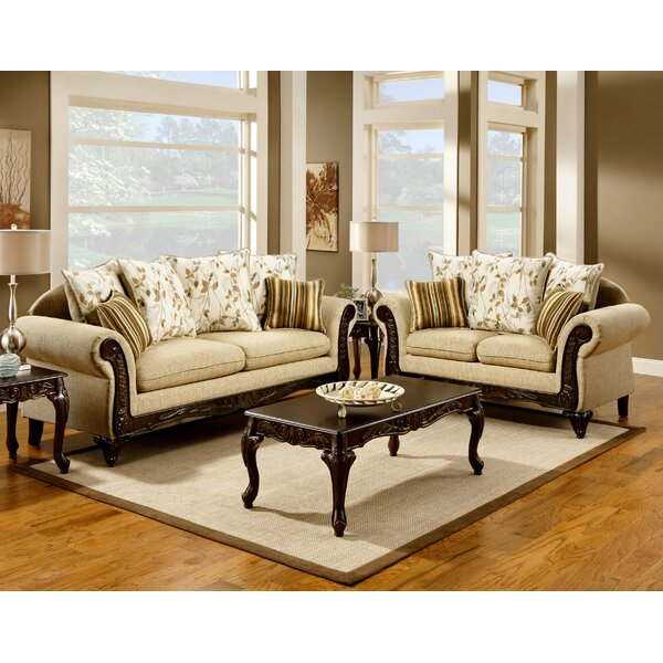 Aveline Configurable Living Room Set by Hokku Designs