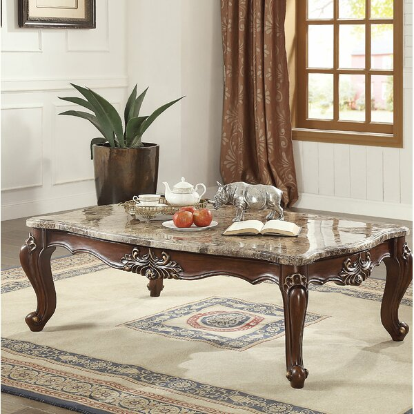 Roark Coffee Table by Fleur De Lis Living