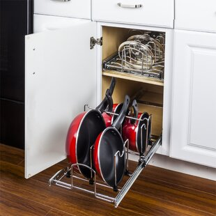 Price comparison Pots and Pans Drawer Organizer By Hardware Resources