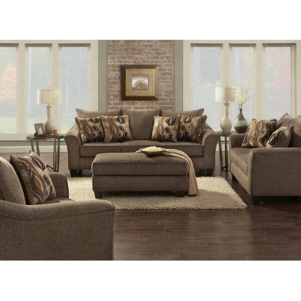 Campanella 3 Piece Living Room Set by Red Barrel Studio Red Barrel Studio