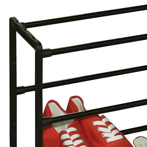 4 Tier 12 Pair Shoe Rack [Sunbeam]