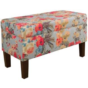 Upholstered Storage Storage Bench