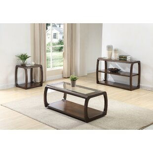 Compare & Buy McInnis 3 Piece Coffee Table Set By Winston Porter